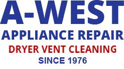 A-West Appliance Repair Logo